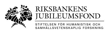 Riksbankens Jubileumsfond